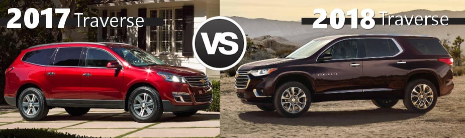 New 2018 Chevy Traverse Release Date At Muzi Chevy