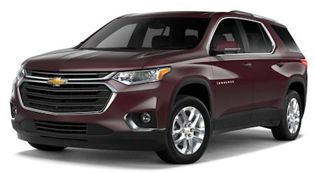 2019 Chevy Traverse Lease Deals | At Muzi Chevy serving ...
