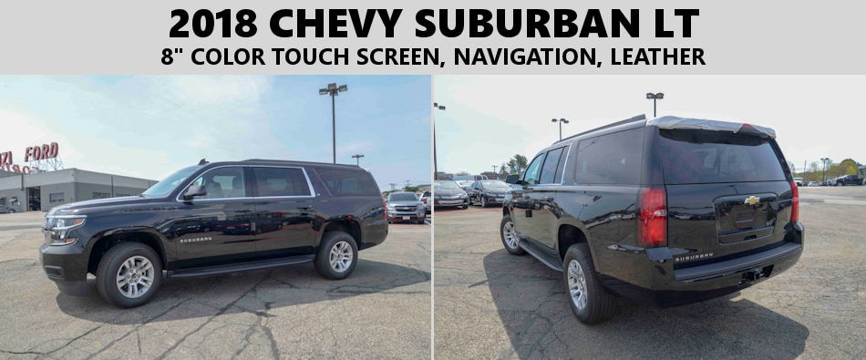 2018 Chevy Suburban Lease Deals At Muzi Chevy Serving