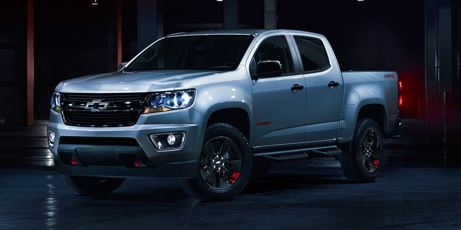 Chevy Redline Special Editions At Muzi Chevy Serving