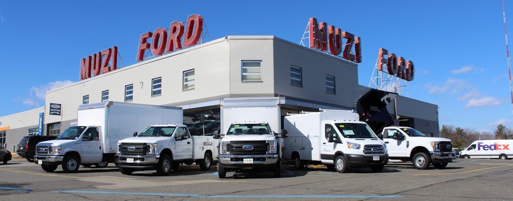 Needham Ford Dealer Muzi Ford Needham Ma Dealership
