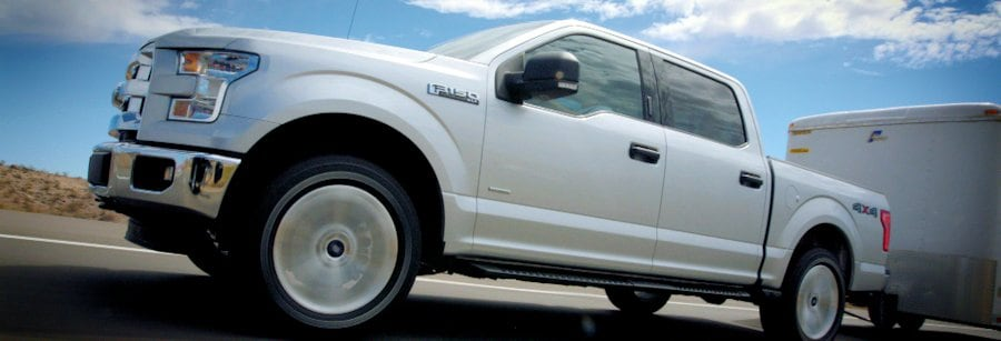 the aluminum f 150