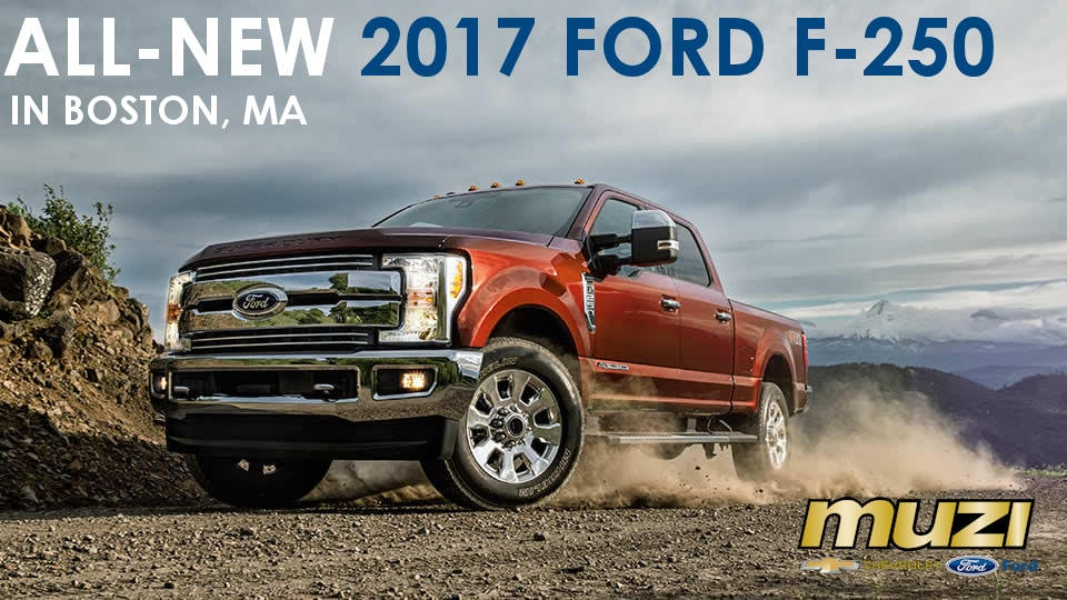 2017 Ford F250 Super Duty In Boston Ma New F 250 At