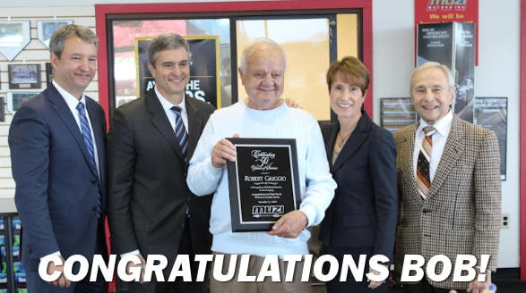 Muzi Ford Congratulations To Bob Giuggio On 50 Years At