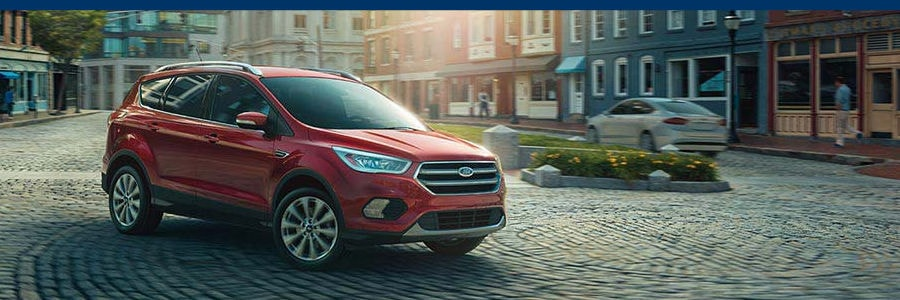 New 2017 Ford Escape Lease Finance Deals At Muzi Ford