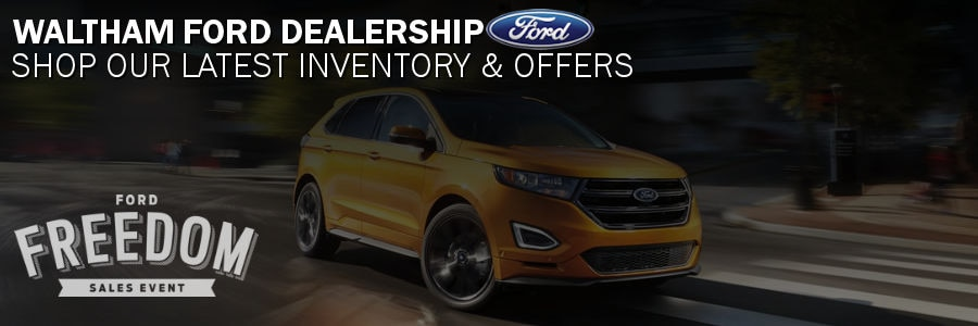 Waltham Ford New And Used Waltham Ford Dealer Muzi