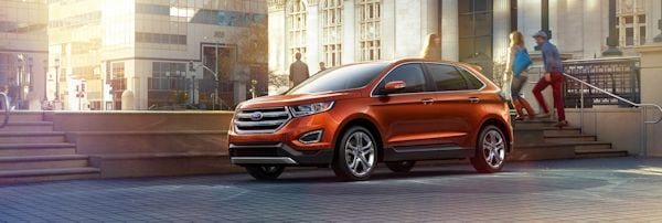 the new 2015 ford edge - 2015 Ford Edge Magnetic