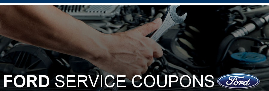 Ford Service Coupons Save More At Muzi Ford Serving