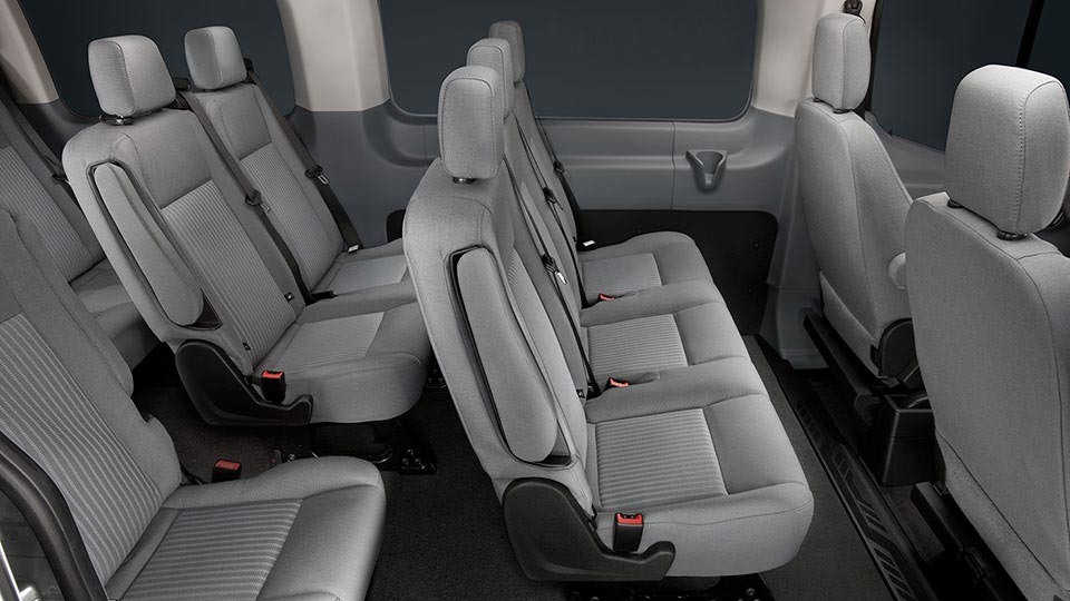 2015 ford transit in boston ma all new transit at muzi ford massachusetts for Ford transit wagon 15 passenger interior