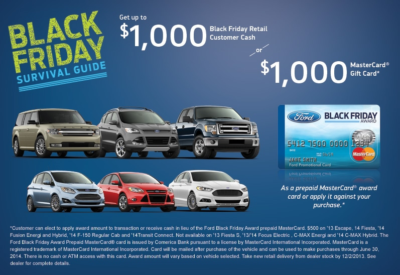 Ford Black Friday Sale In Ma Massachusetts Ford Black
