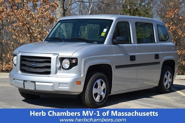 Pre-Owned 2014 MV-1 DX Deluxe