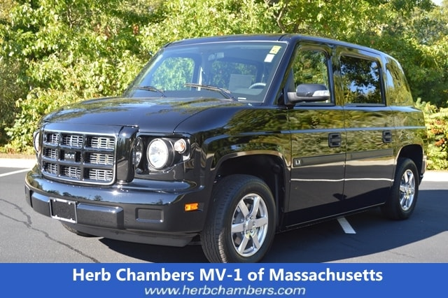 Pre-Owned 2014 MV-1 LX Luxury
