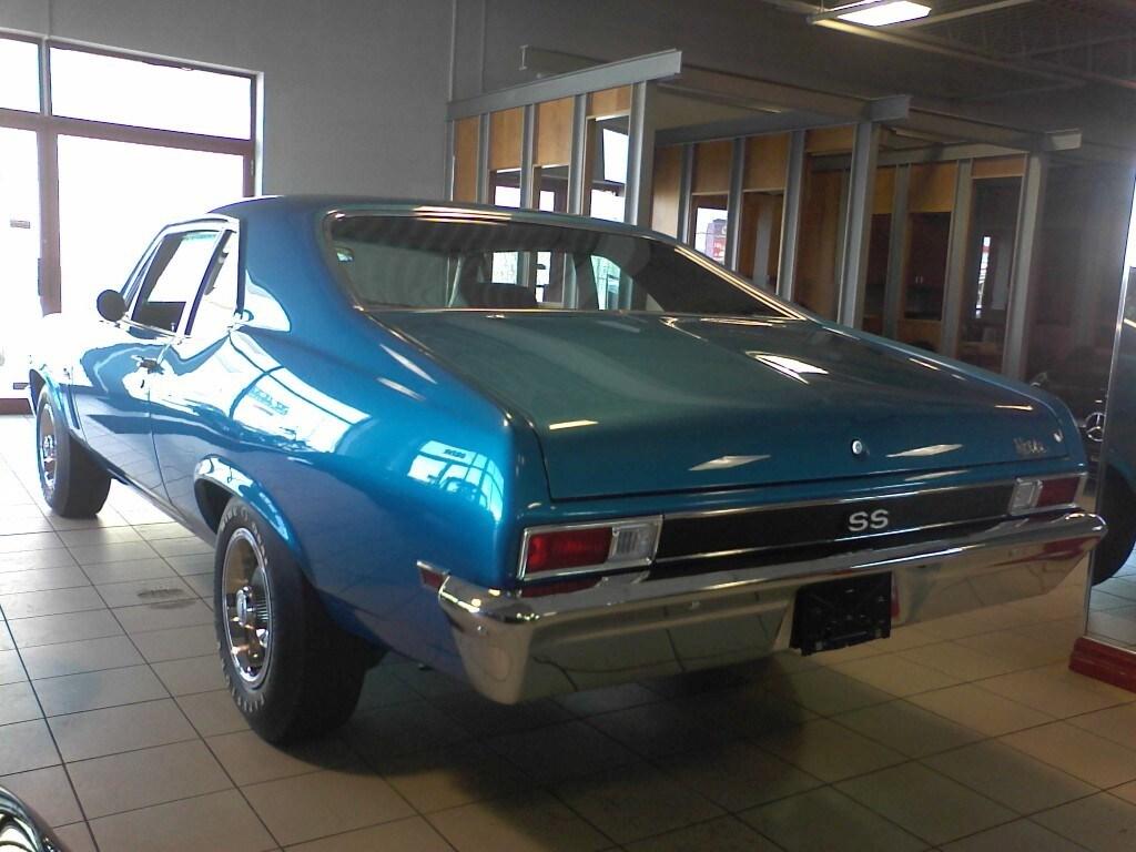 Used 1969 Chevrolet Nova SS