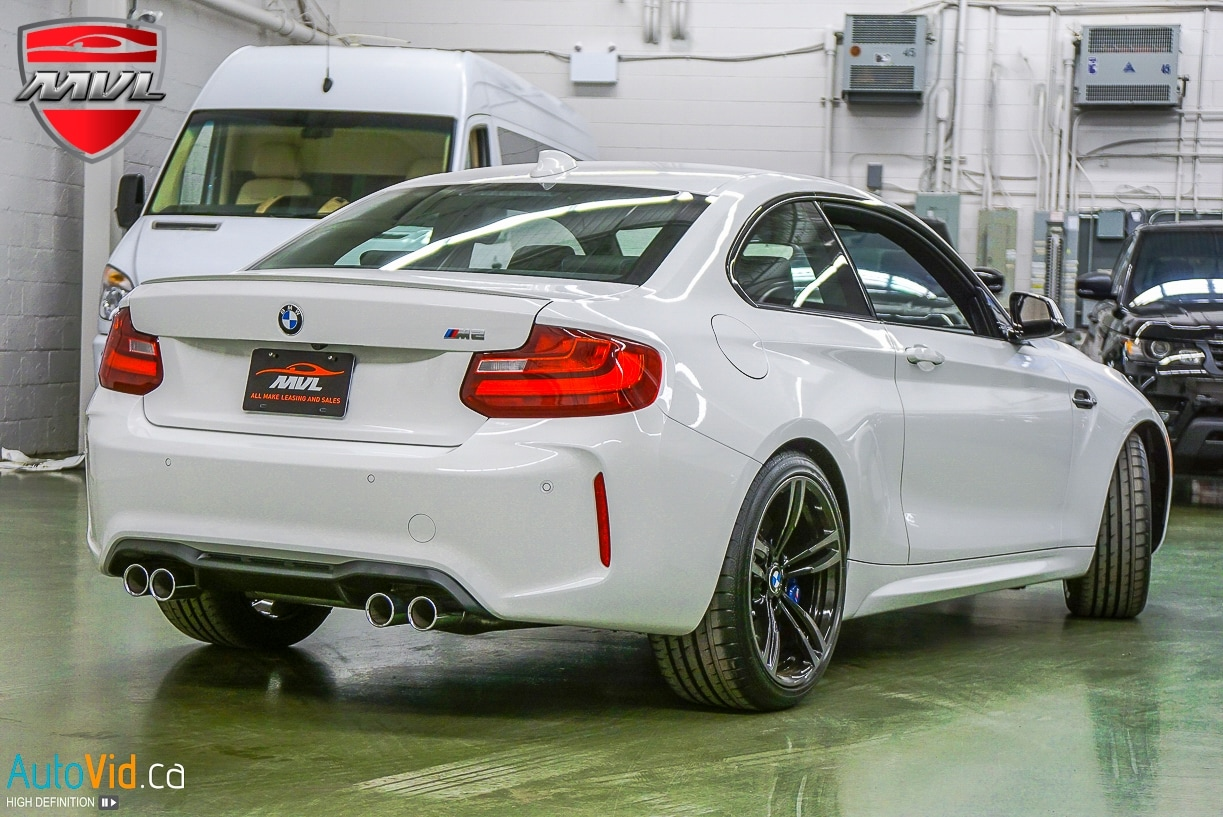 used 2017 bmw m2 for sale oakville on. Black Bedroom Furniture Sets. Home Design Ideas