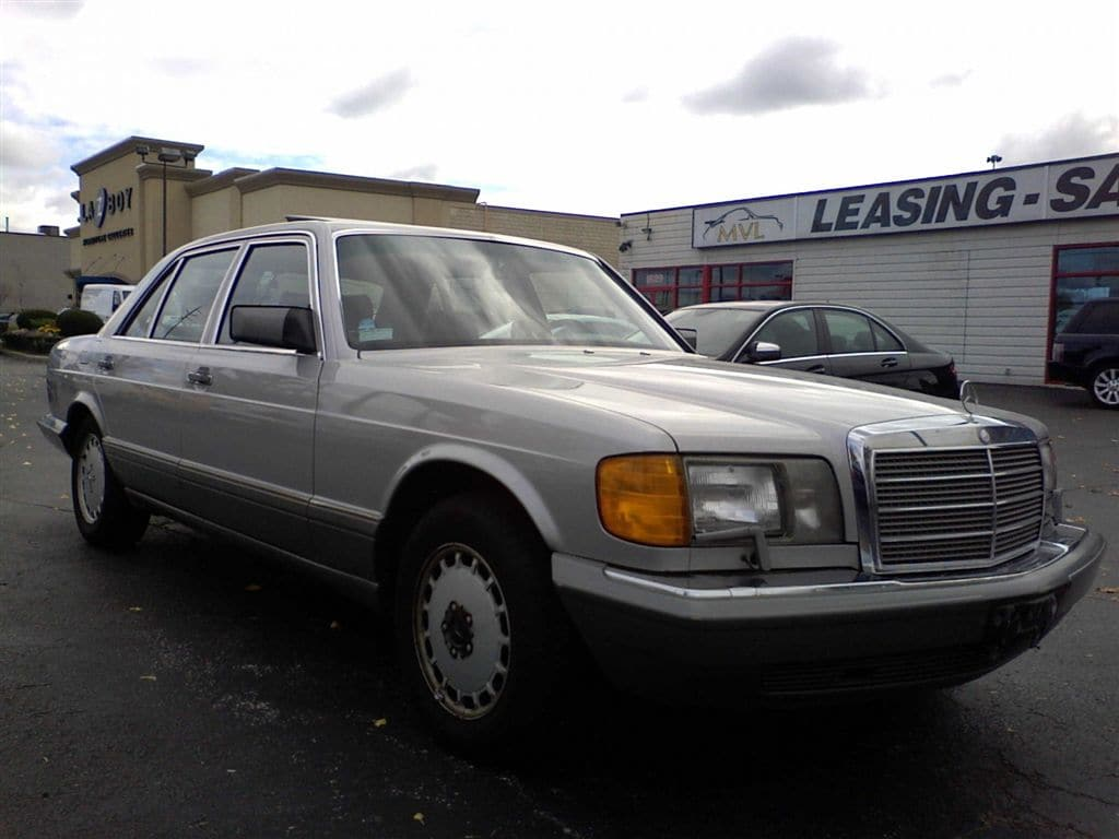 Cars update blogs used 1988 mercedes benz 560sel 4dr for 1988 mercedes benz 560sel