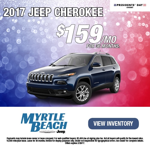 jeep chrysler new vehicle specials in myrtle beach sc. Cars Review. Best American Auto & Cars Review