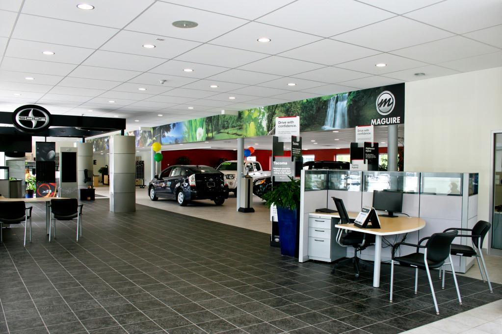 Maguire Family of Dealerships | New Audi, Volvo, Toyota, Nissan, Kia, Ford, Lincoln, Scion ...
