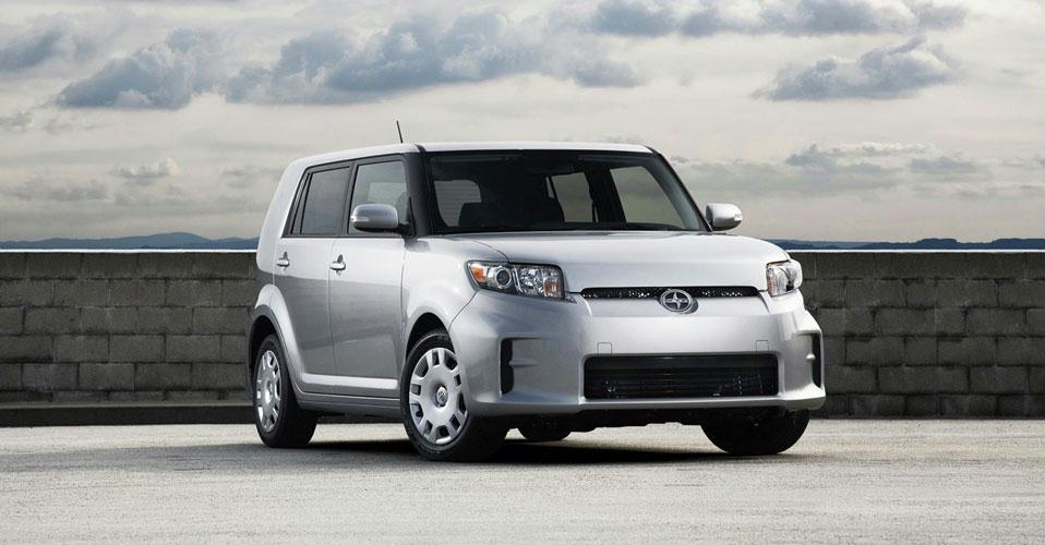 The New 2012 Scion xB
