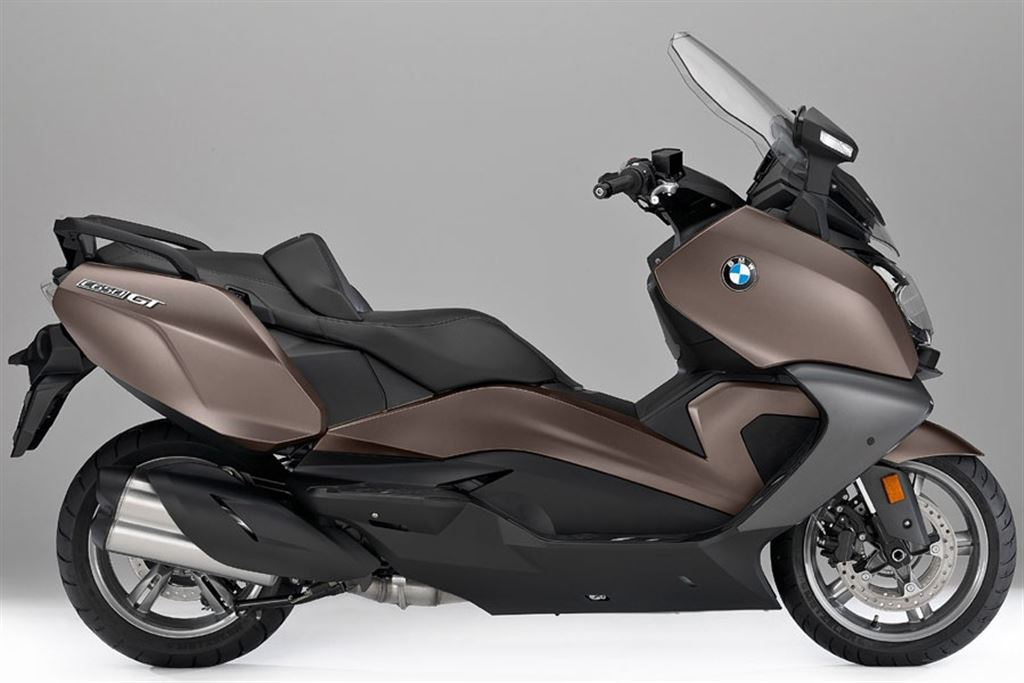 2017 BMW C650GT Scooter -