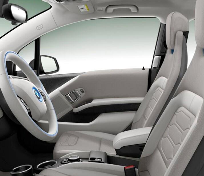 BMW I3: The All-electric BMW