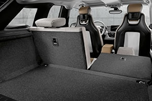 BMW i3 Trunk Space
