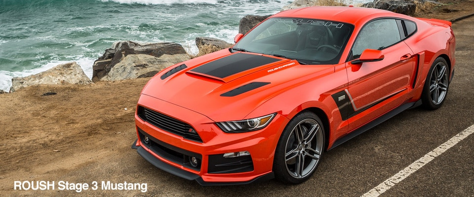 Roush Stage 3 >> ROUSH Mustang for Sale in Atlanta at Nalley Ford Sandy Springs.