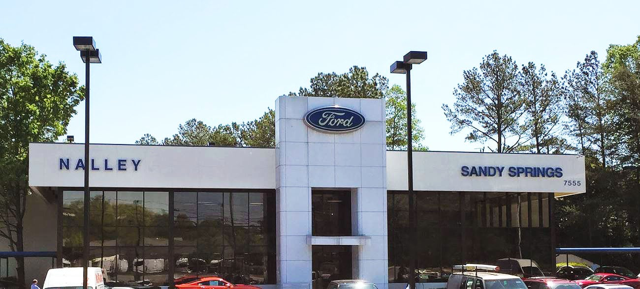 Ford Dealership Atlanta >> Nalley Ford Atlanta Ford Dealership Serving Sandy Springs Roswell