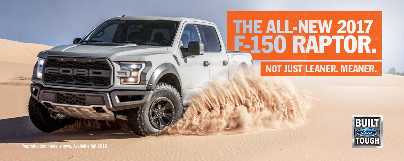 New 2020 Ford F150 Raptor | Ford Dealership Atlanta | Nalley Ford ...