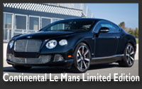 Le Mans Limited Edition