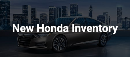 New Honda Car dealers