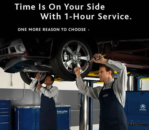 Acura Dealership on Palm Beach Acura Auto Repair   Napleton S Palm Beach Acura Service