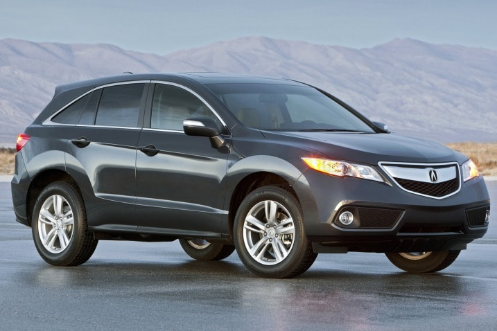 Used Acura RDX for Sale, Certified Used SUV - Enterprise Car Sales