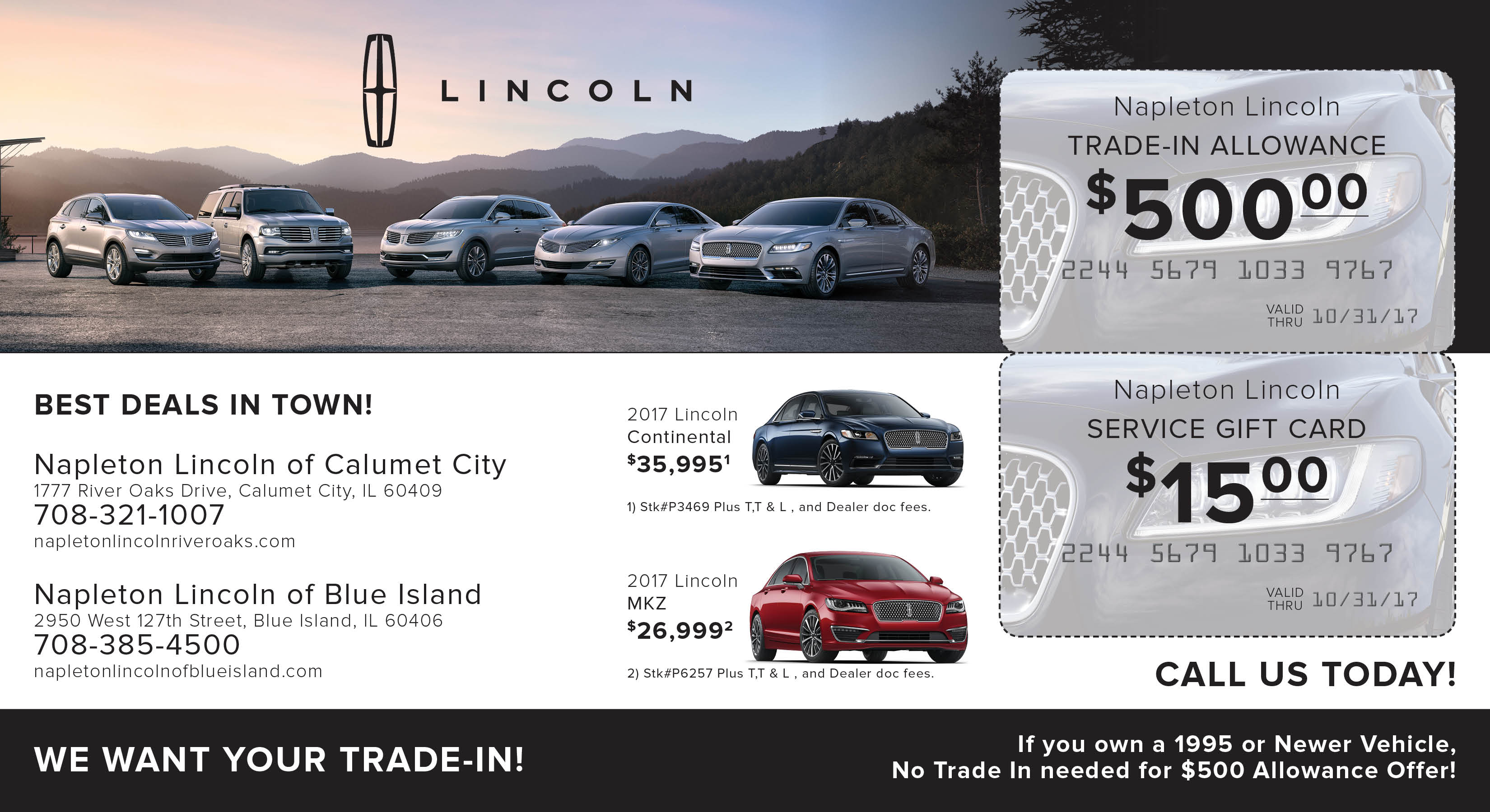 Napleton Lincoln River Oaks 2019 2020 New Car Release Date