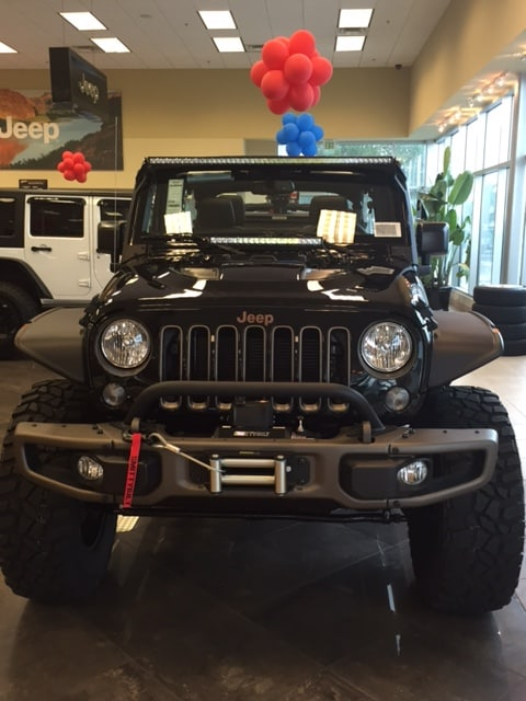 Orlando Custom built Jeeps