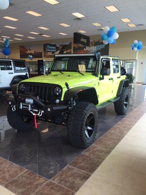 Jeep Custom Buiit