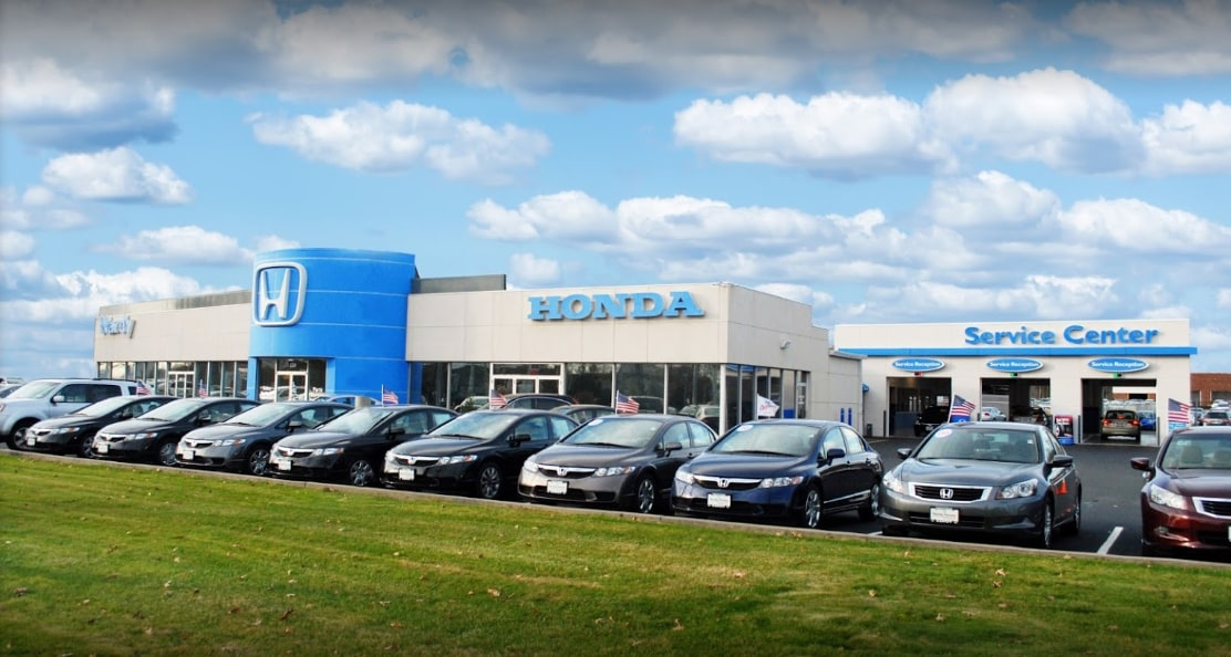 Finance Your New Honda At Nardy Smithtown