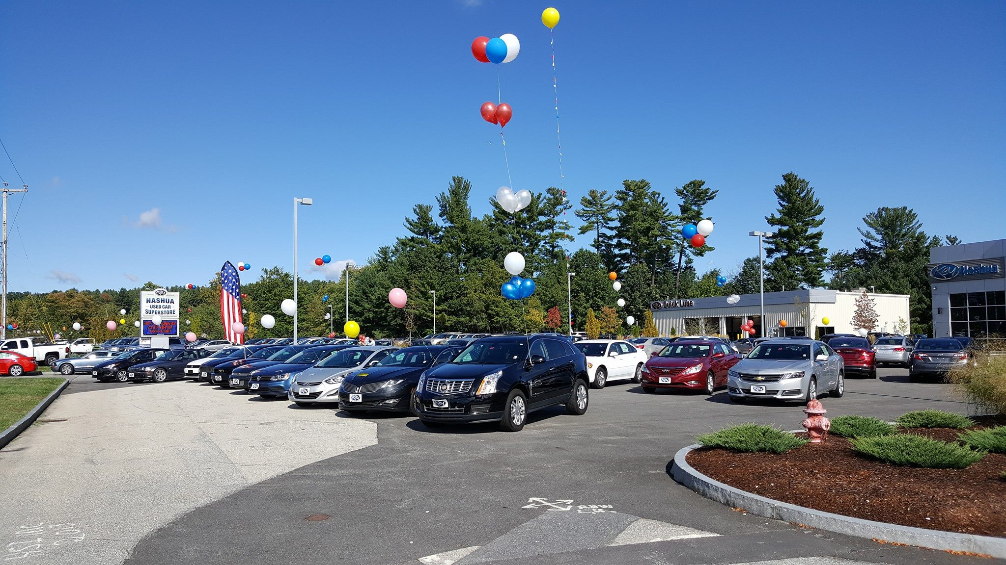 Nashua Used Car Superstore | Used dealership in Nashua, NH ...