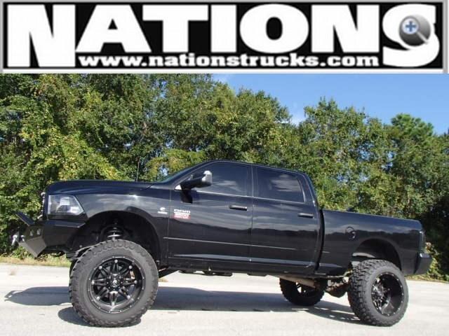 New Truck Arrivals at Nations Trucks | Daytona and Orlando area