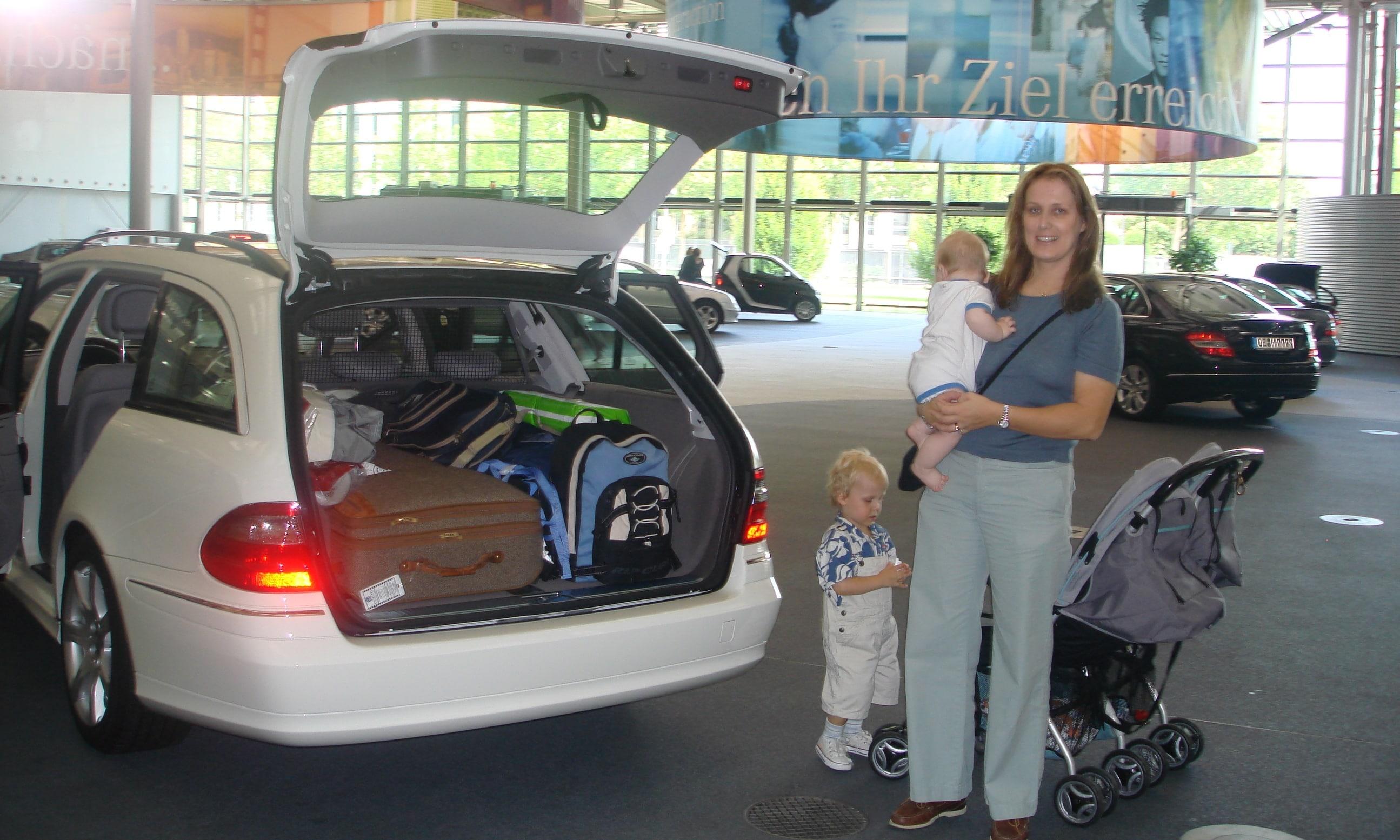 Mercedes benz european delivery program fletcher jones for Mercedes benz european delivery