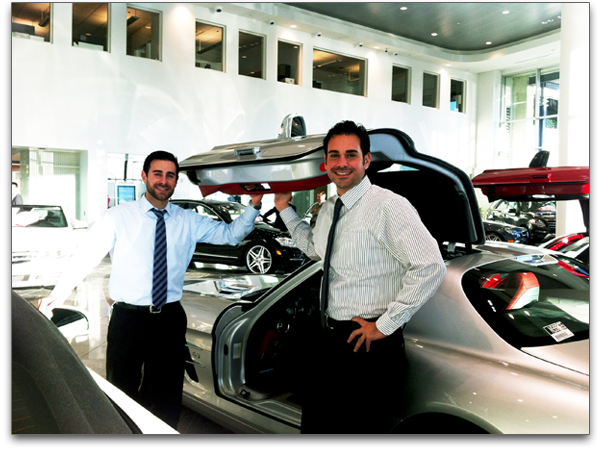 Read our blog fletcher jones motorcars new and pre for Mercedes benz dealers in orange county