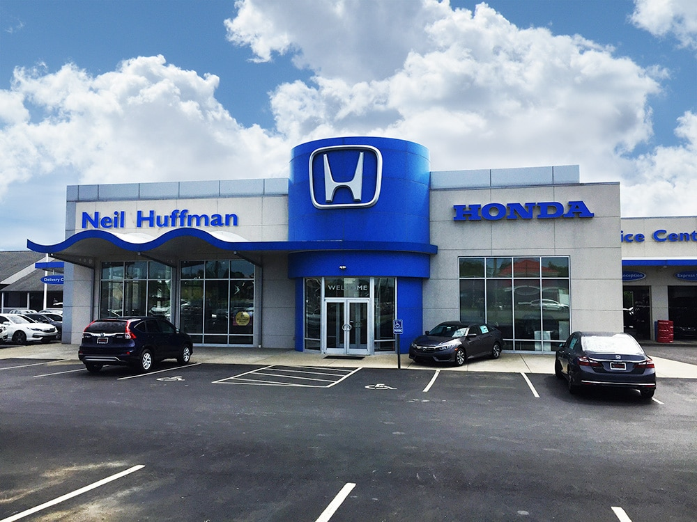 Neil Huffman Honda >> About Neil Huffman Honda Of Frankfort Near Lexington Ky