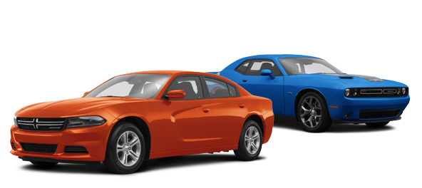 2015 Dodge Charger vs Challenger