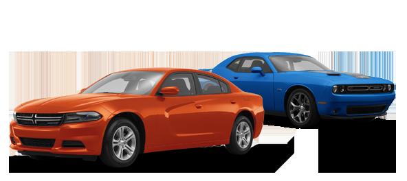 2015 Dodge Charger vs Challenger