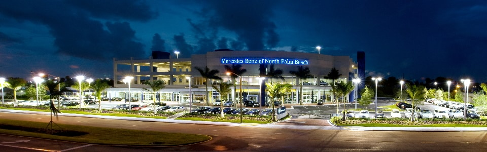 New country mercedes benz north palm beach for Palm beach mercedes benz