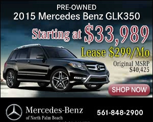 Mercedes benz of palm beach new mercedes benz dealership for Mercedes benz certified pre owned sales event