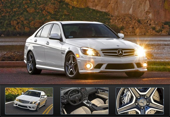 Pre owned mercedes benz c class in connecticut for Mercedes benz dealers in ct