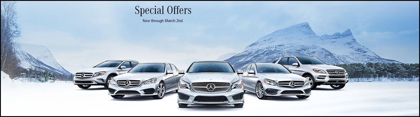 Mercedes Benz Specials In Ct Mercedes Benz Dealership In Ct
