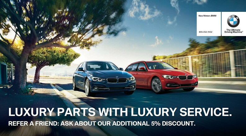 New Motors BMW  New BMW dealership in Erie PA 16509