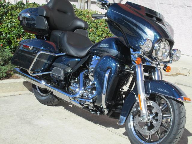 New 2016 Harley Davidson Ultra Classic FLHTCU