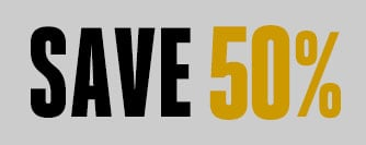 Save 50% With the Gold Plan
